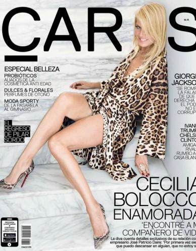 cecilia bolocco_revista_caras Edgardo Navarro Peluqueria Navarro Hair studio