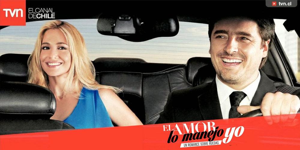 El Amor lo manejo yo - Soap Opera -TVN Channel - Edgardo Navarro