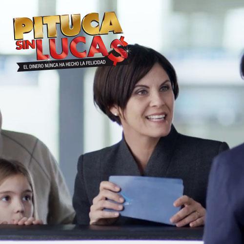 Paola Volpato - Pituca sin lucas - Soap Opera - Edgardo Navarro hair studio